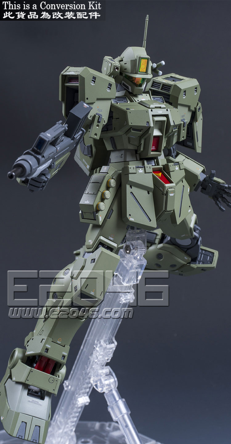 RGM-79S GM Spartan Conversion Kit