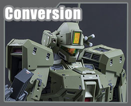 RT3223 1/100 RGM-79S GM Spartan Conversion Kit