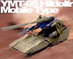 RT1512 1/144 YMT-05 Hildolfr Mobile Type