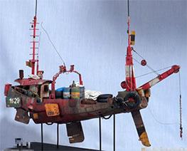 RT3294 1/35 懸浮鮣魚
