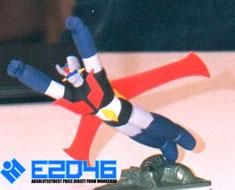RT0578  Mazinger Z Flying
