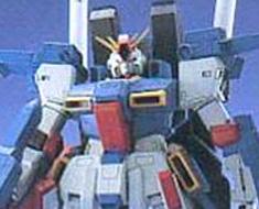 RT0821 1/100 ZZ Gundam for 20th Anniversary