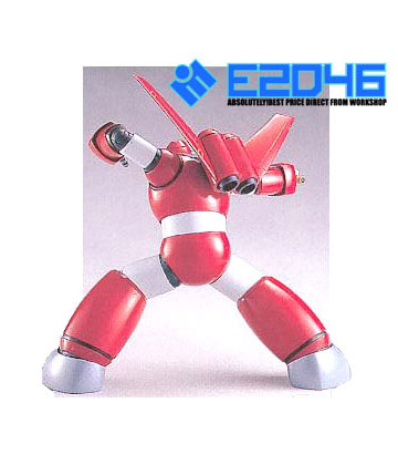 Super Power Robot - Red