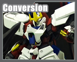 RT3020 1/100 OZ-00MS2B Tallgeese III Conversion Kit