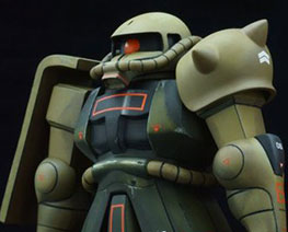 RT3175 1/100 MS-06 Zaku II