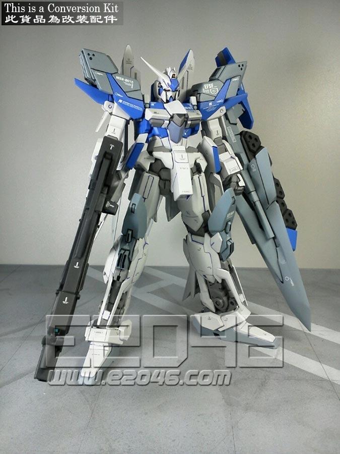 Delta Gundam Conversion Parts