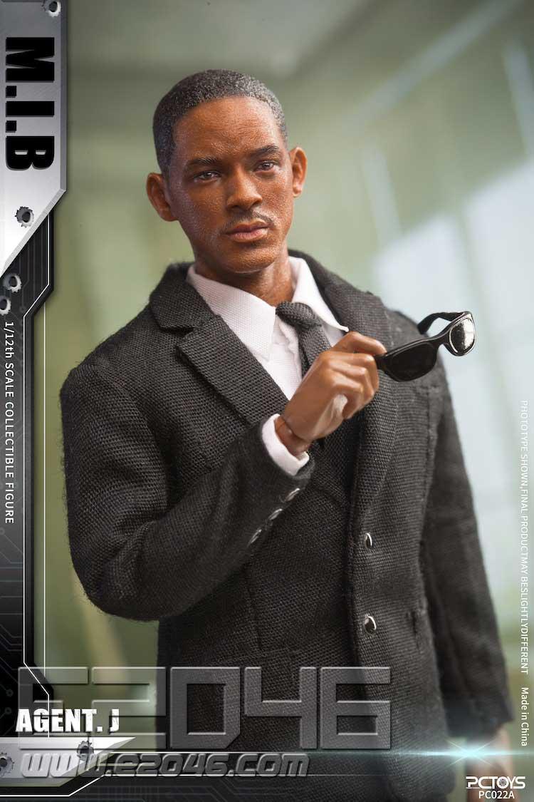 Man in Black Agent J (DOLL)