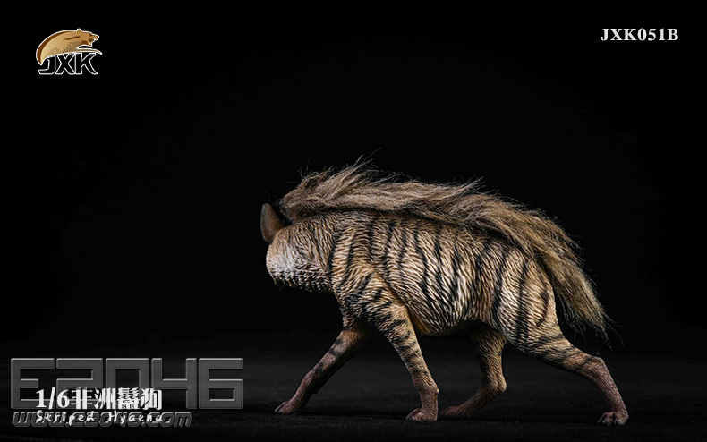 Striped Hyena B (DOLL)