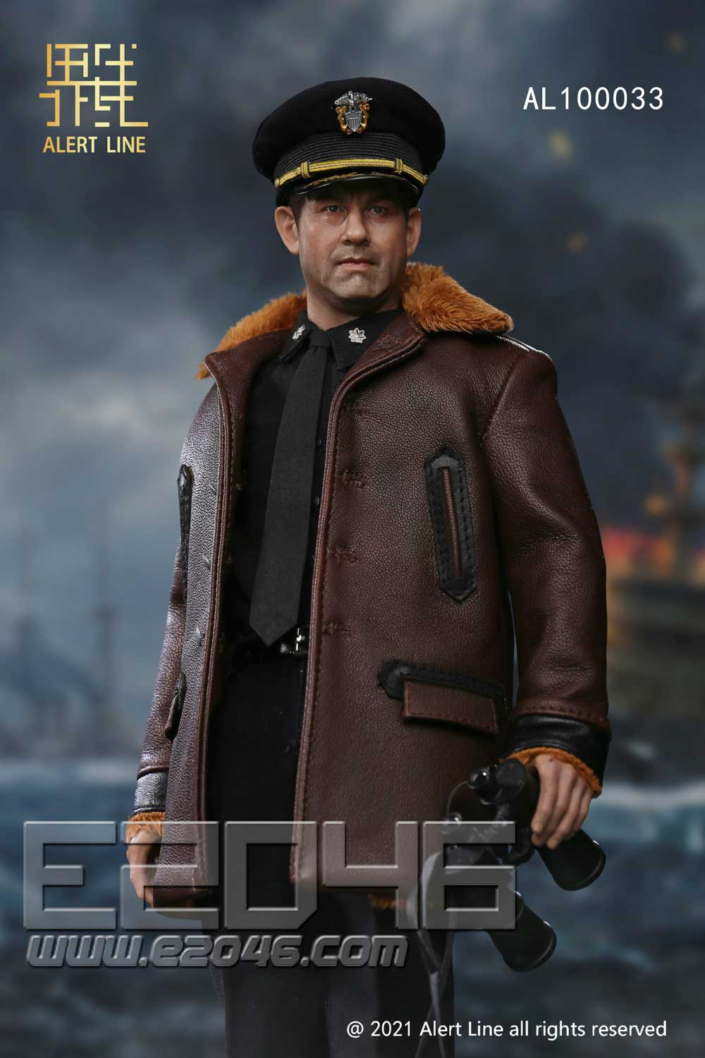 U.S. Navy Destroyer Commander (DOLL)