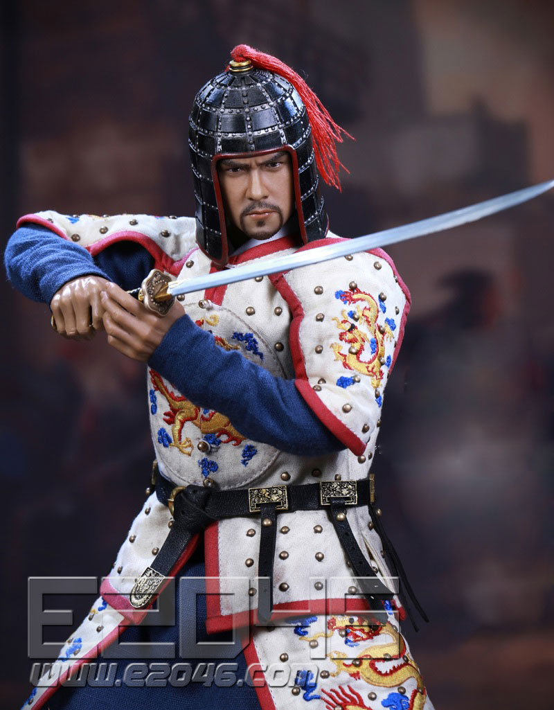 Ming Dynasty Musketeer B (DOLL)