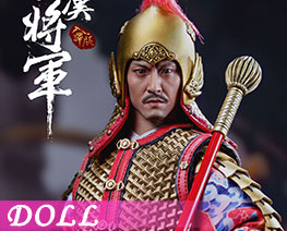 DL1947 1/6 Imperial Guards Golden Armor (DOLL)