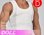 DL0733 1/6 Men suit vest D (Doll)