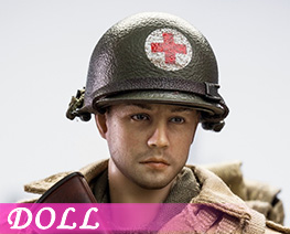 DL4342 1/12 US Medical Corps Of World War II (DOLL)