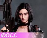 DL0149 1/6 Black Fox In Fire (Dolls)