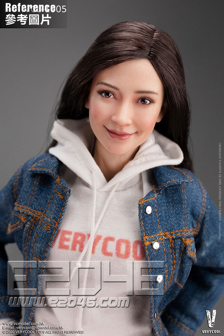 Denim Leisure Wear Set (DOLL)
