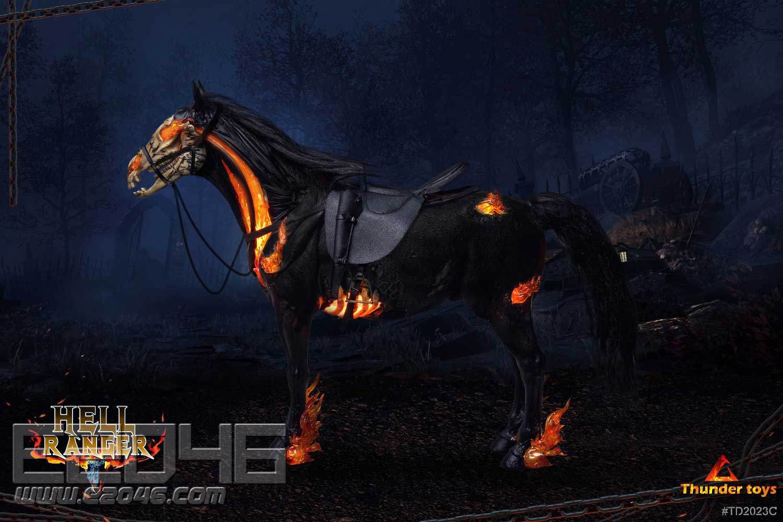 Hell Ranger Warhorse (DOLL)