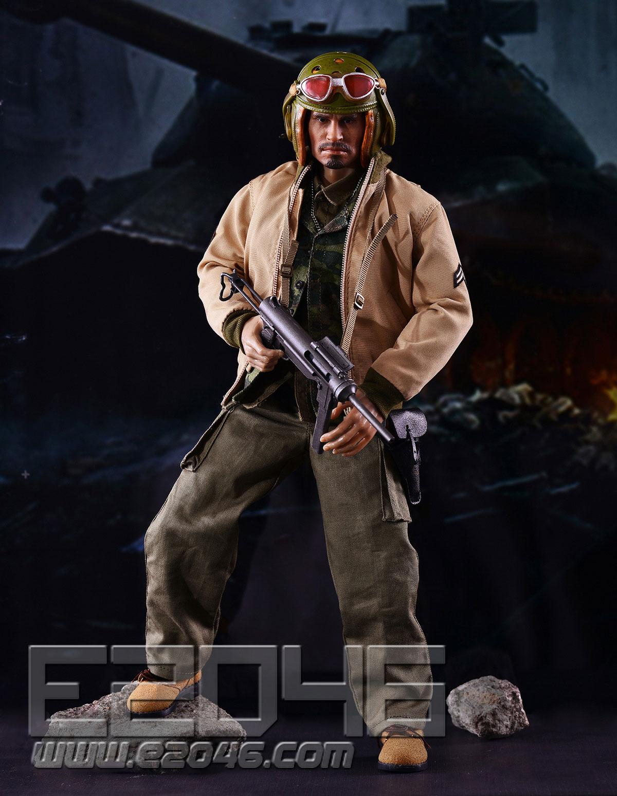 Fury Tank Division (DOLL)