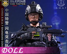 DL2157 1/6 闪电突击队 (人偶)