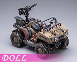 DL4888 1/18 Wildcat ATV B (DOLL)