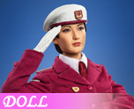 DL0329 1/6 Female Honor Guard Militia (Dolls)
