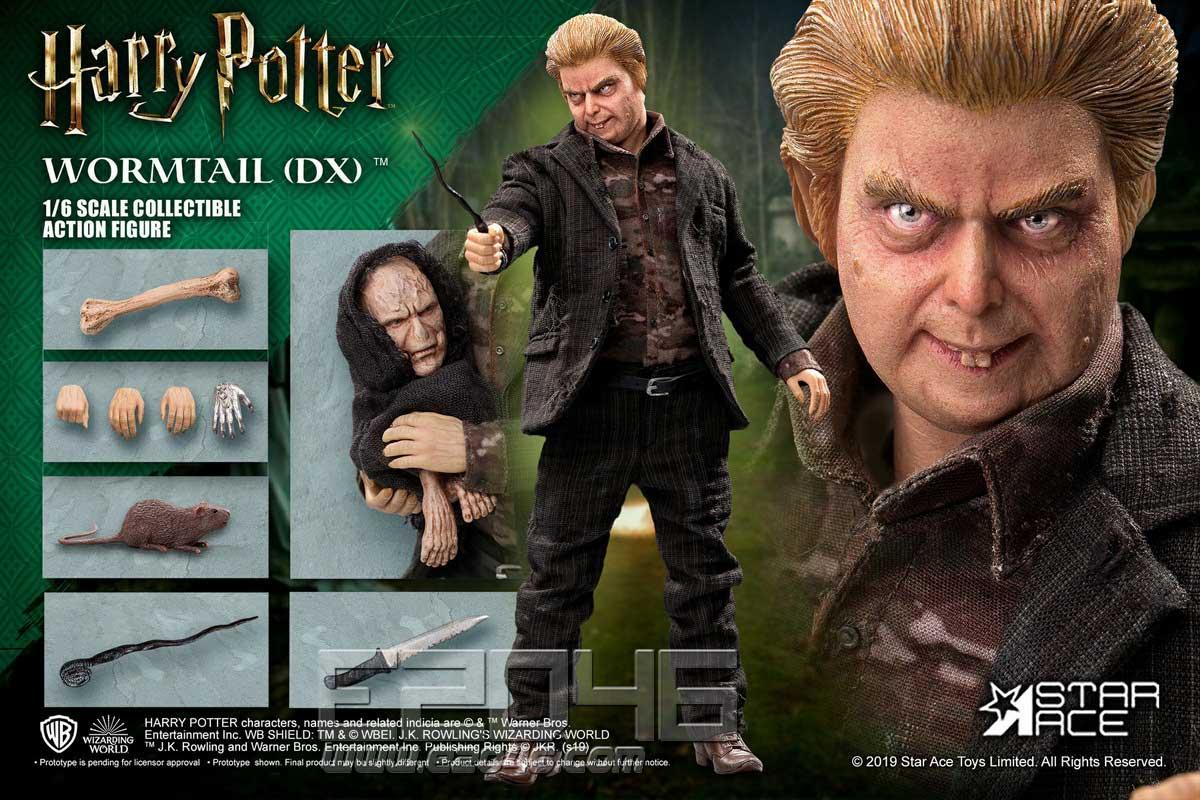 Peter Pettigrew Deluxe Edition (DOLL)