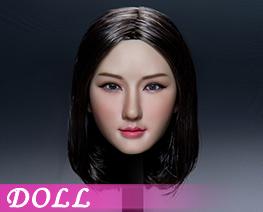 DL1320 1/6 Female Head sculpt B (Doll)