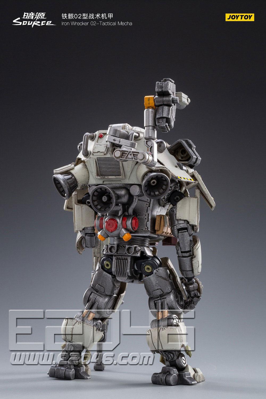 Iron Wrecker 02-Tactical Mecha (DOLL)