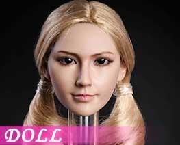 DL1478 1/6 Beauty Head Carving B (DOLL)