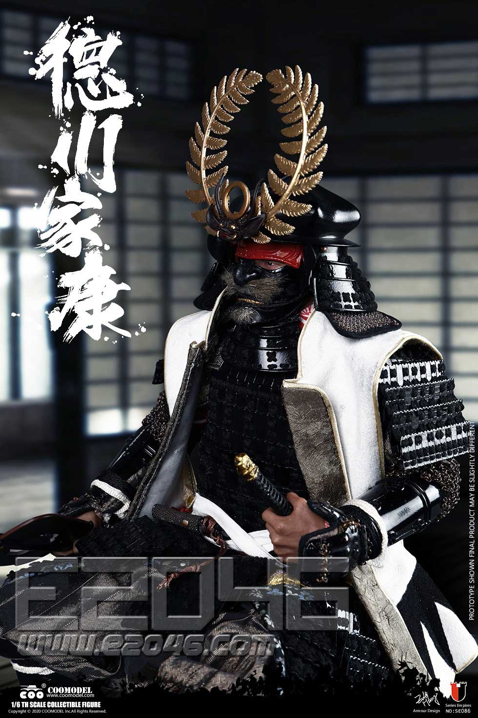 Tokugawa Ieyasu Luxury Version (DOLL)