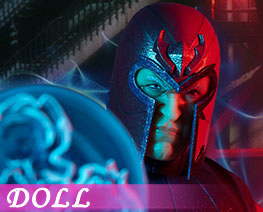 DL2002 1/12 Magneto (DOLL)