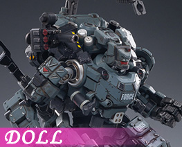 DL4294 1/18 Steel Bone Attack Mech A (DOLL)