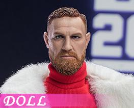 DL4870 1/6 Connor McGregor B (DOLL)
