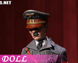 DL4403 1/12 The Devil King Grey coat Version (DOLL)
