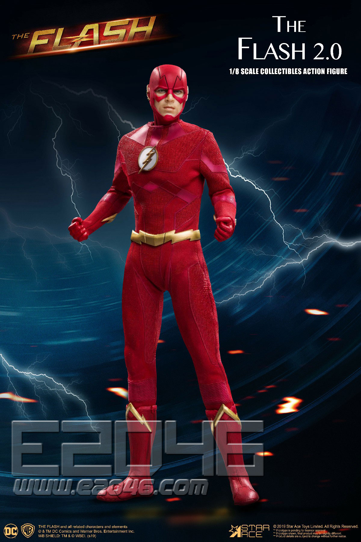 The Flash 2.0 Deluxe Version (DOLL)