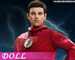 DL2097 1/8 The Flash 2.0 Deluxe Version (DOLL)