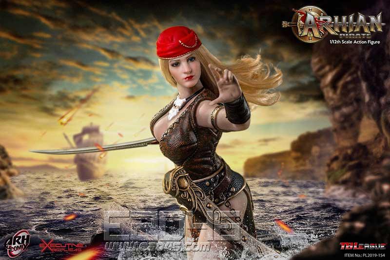 Arhian Pirate (DOLL)
