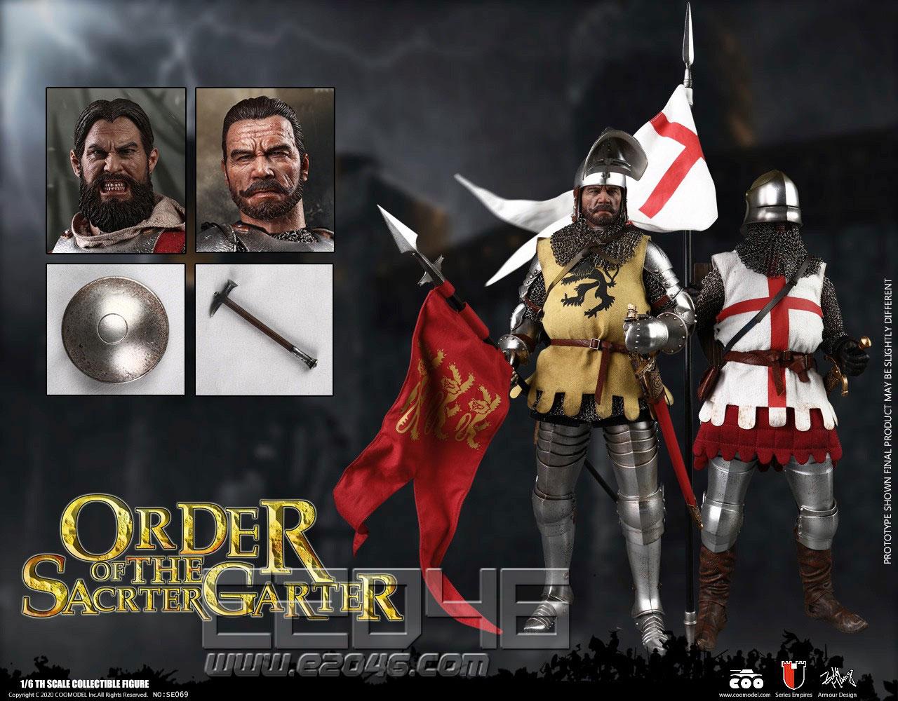 Order of The Sacred Garter (DOLL)
