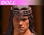 DL0547 1/6 Barbarians Conan head carved (Doll)