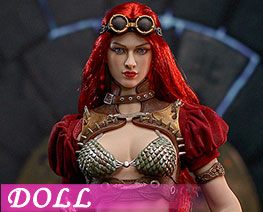 DL1954 1/6 Steam Punk Red Sonja Classic Version (DOLL)