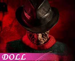 DL1578 1/12 Freddy Krueger (DOLL)