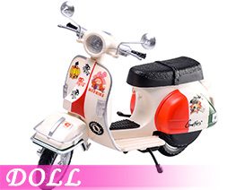 DL4257 1/12 Motorcycle D (DOLL)