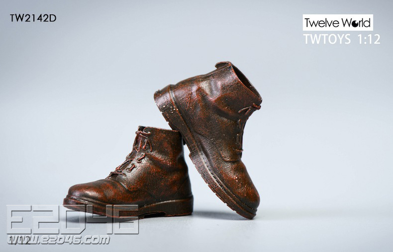 Men's leather Boots B (DOLL)