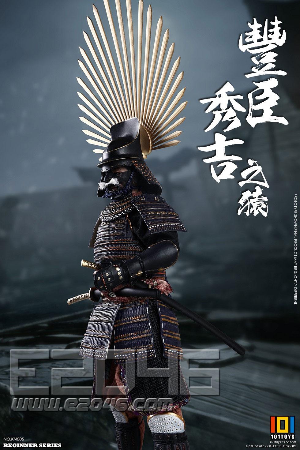 Toyotomi Hideyoshi Standard Versiom (DOLL)