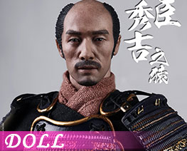 DL2826 1/6 Toyotomi Hideyoshi Standard Versiom (DOLL)