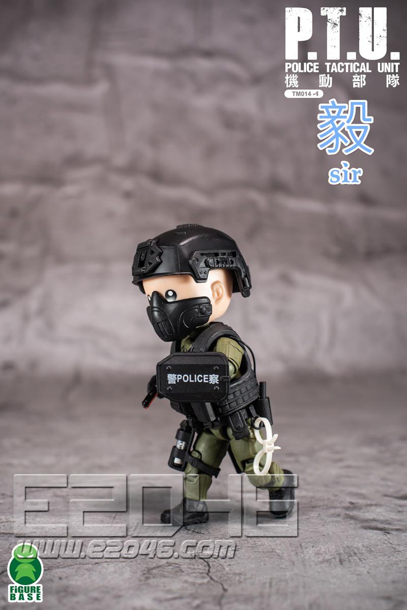 PTU Riot Police D (DOLL)