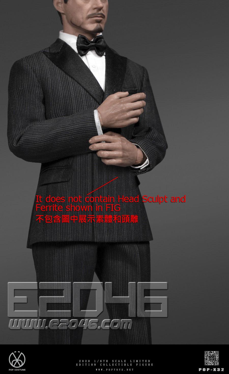 Men's Suits A (DOLL)