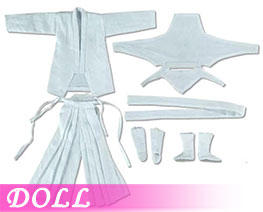DL2446 1/6 Female Ninja Suit A (DOLL)