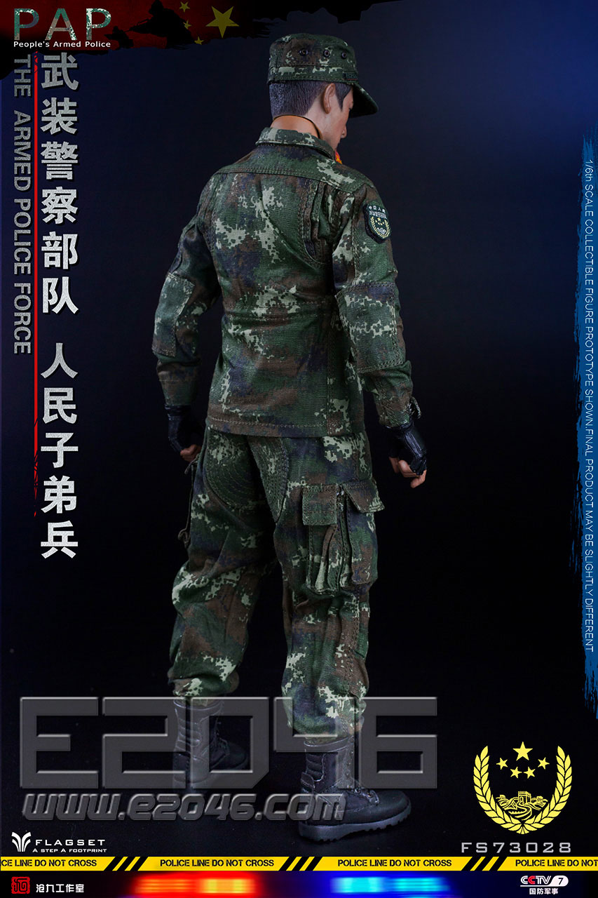 The Armed Police Force (DOLL)