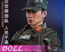 DL2875 1/6 The Armed Police Force (DOLL)