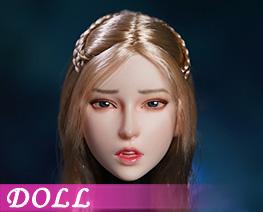 DL4807 1/6 Female Head Sculpture B (DOLL)